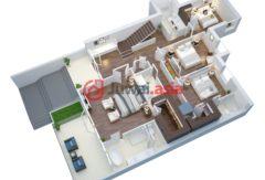 加拿大不列颠哥伦比亚省北溫哥華區的房产,Doran Road,编号36101504