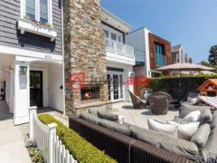 美国房产房价_加州房产房价_新港海滩房产房价_居外网在售美国新港海滩3卧3卫的房产总占地174平方米USD 2,375,000