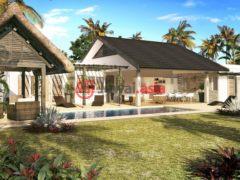 居外网在售毛里求斯Grande Baie3卧的房产总占地304平方米