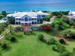 居外网在售百慕达5卧5卫的房产总占地18818平方米USD 19,500,000