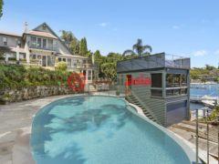 居外网在售澳大利亚悉尼5卧5卫的房产总占地1416平方米