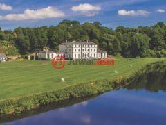居外网在售爱尔兰12卧12卫的房产总占地607029平方米EUR 12,500,000