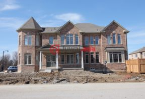 加拿大多伦多4卧4卫新开发的房产