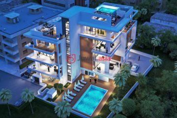 居外网在售塞浦路斯3卧3卫新开发的房产总占地195平方米EUR 936,000