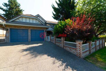 加拿大房产房价_不列颠哥伦比亚省房产房价_Burnaby房产房价_居外网在售加拿大Burnaby5卧5卫曾经整修过的房产总占地674平方米CAD 1,780,000