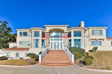 居外网在售美国6卧7卫曾经整修过的房产总占地20447平方米USD 5,520,000