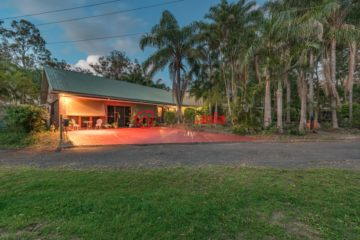 居外网在售澳大利亚4卧3卫特别设计建筑的房产总占地48000平方米AUD 1,250,000