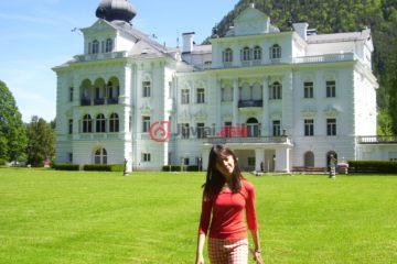 居外网在售奥地利滨湖采尔32卧32卫的房产总占地3000平方米EUR 7,000,000