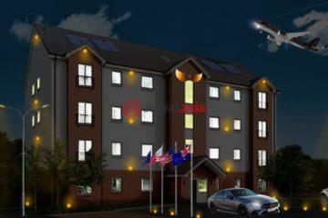 居外网在售英国2卧2卫新开发的房产总占地65平方米GBP 124,999