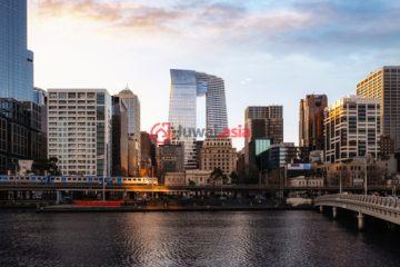 居外网在售澳大利亚墨尔本1卧1卫的房产AUD 500,000