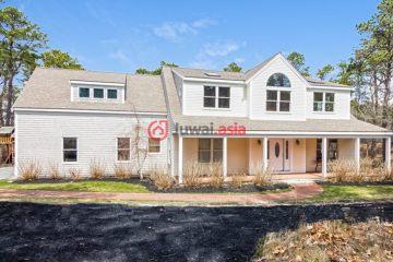美国房产房价_马萨诸塞州房产房价_Wellfleet房产房价_居外网在售美国Wellfleet4卧3卫的房产总占地304平方米USD 969,000