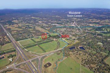 居外网在售澳大利亚伍登德总占地375912平方米的乡郊地产