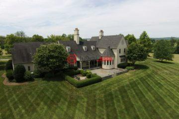 美国房产房价_佛吉尼亚州房产房价_利斯堡房产房价_居外网在售美国利斯堡4卧6卫特别设计建筑的房产总占地3平方米USD 2,300,000