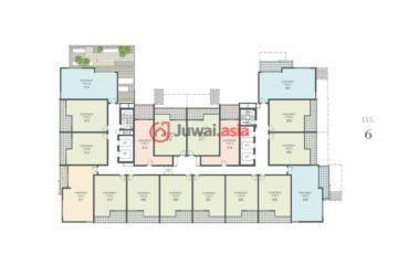 澳大利亚西澳大利亚州珀斯的新建房产,NV Apartments,  380 Murray St,编号28318281