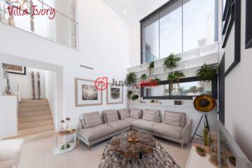 居外网在售西班牙3卧3卫新房的房产总占地220平方米EUR 320,000