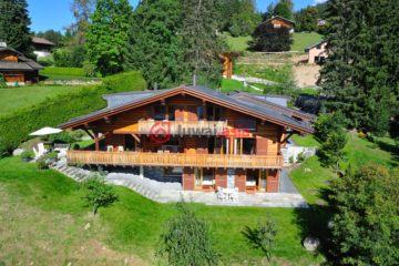 居外网在售瑞士4卧4卫原装保留的房产总占地1640平方米CHF 5,500,000