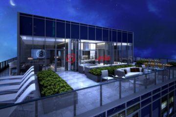 加拿大多伦多3卧2卫新房的房产