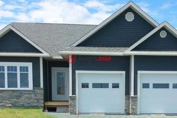 加拿大圣约翰斯4卧3卫新房的房产