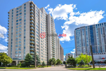 居外网在售加拿大多伦多2卧1卫的房产总占地70平方米CAD 575,000