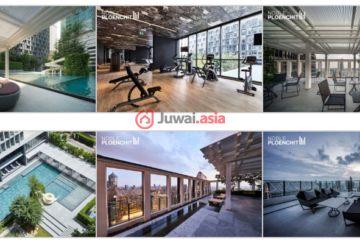 泰国曼谷2卧1卫的房产