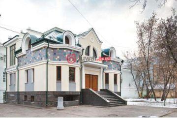 居外网在售俄罗斯特别设计建筑的房产总占地360平方米USD 3,070,000