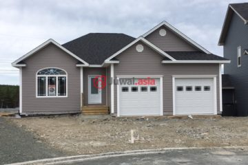 加拿大圣约翰斯2卧2卫特别设计建筑的房产