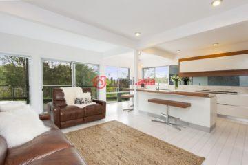 居外网在售澳大利亚悉尼4卧2卫的房产总占地86平方米