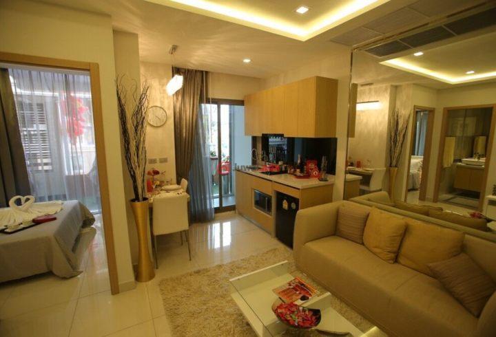 泰国春武里府芭堤雅的房产,Soi Mu Ban Chomthian Niwet,编号33022398