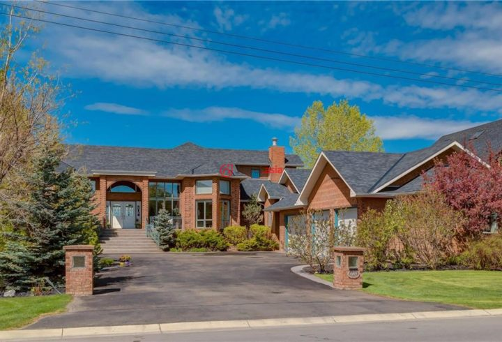 加拿大阿尔伯塔Chestermere的房产,685 East Chestermere Drive,编号36808769
