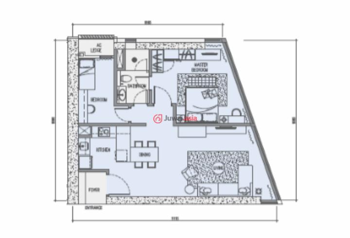 若希望了解更多?请马上联系我们获得详细楼盘资料。Clark 0086-13764303109. 1、无可取代的位置:KLCC城中城区共占地超过100英亩,除了世界最高的双子楼-双子塔之外,还包括了50层楼的安邦大厦(Ampang Tower)、一座面积14万平方公尺的购物中心、30层楼的挨索大楼(Menara Esso)、拥有645个房间的吉隆坡东方文华酒店(Mandarin Oriental Kuala Lumpur Hotel)、可容纳5500人祷告的清真寺,还有一座利用天然气来制造冷水的冷气中心,可