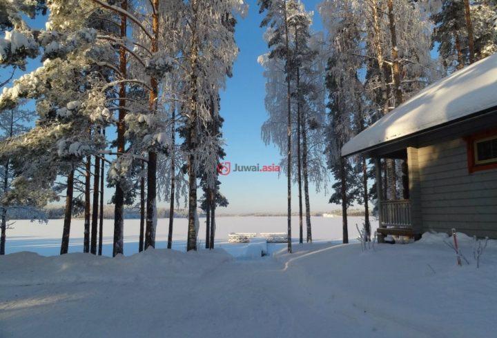 芬兰Savonlinna的房产,编号36241515