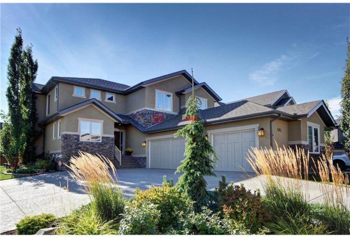 加拿大阿尔伯塔卡尔加里的房产,141 Rockcliff Bay NW,编号31928601