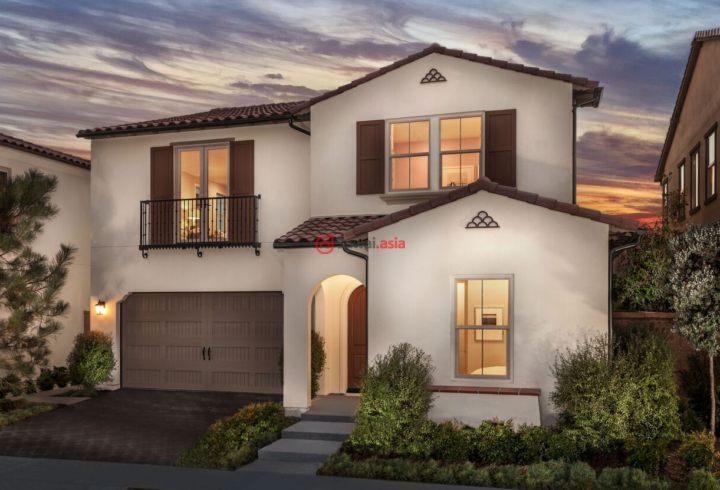 美国加州的新建房产,147.5 Ceremony Irvine,编号35094290