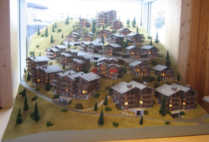 瑞士瓦莱州Grimentz的房产,Route des Rahas,编号36804429