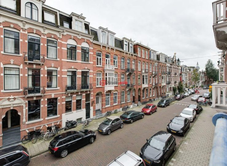 荷兰北荷兰阿姆斯特丹的房产,Van Eeghenstraat 40 /huis,编号37083044