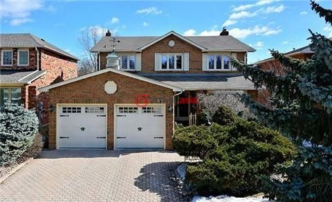 加拿大安大略省列治文山5臥4衛的房產