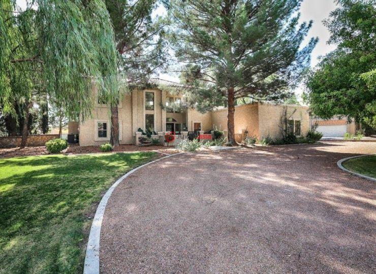 美国德克萨斯州埃尔帕索的房产,804 rosinante road,编号28610262
