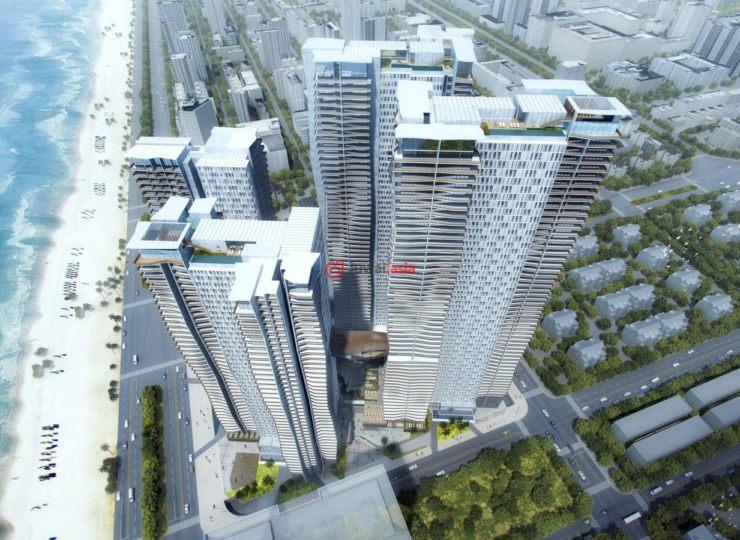 越南岘港的新建房产,Pham Van Dong,编号37590540