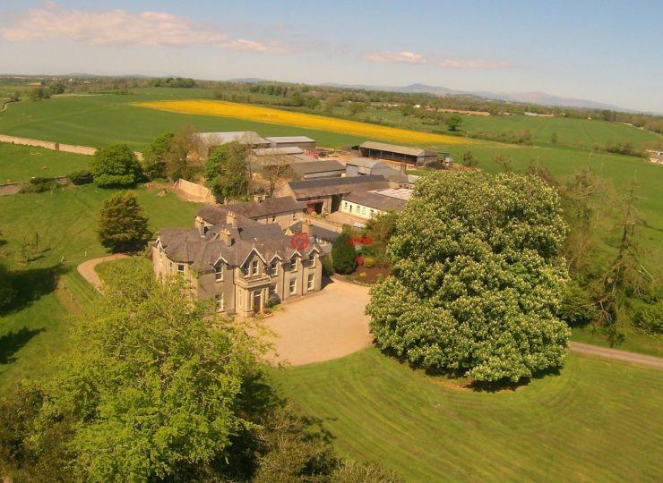 爱尔兰的房产,Aghade Estate Tullow,编号36932628
