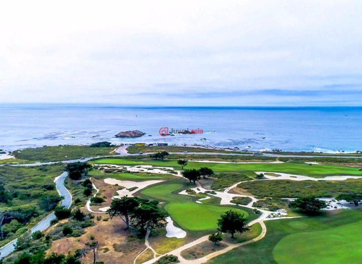 美国加州圆石滩2卧3卫的房产
